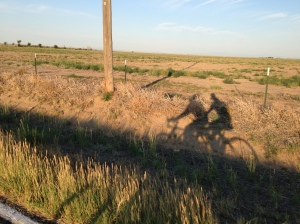 Our two person century ride
