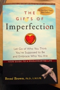 My imperfect book about imperfection