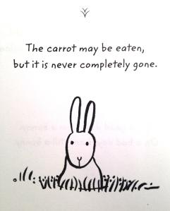 Deep bunny thoughts, anyone?