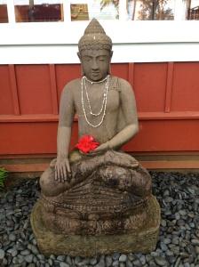It's too bad my inner zen is not quite ready to be my outer zen.