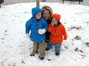 Winter with my boys (2005)