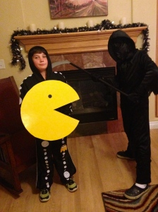 The year he was Pacman.