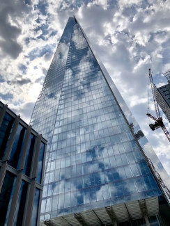 The glass Shard